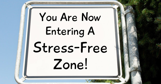 stress-free-sign